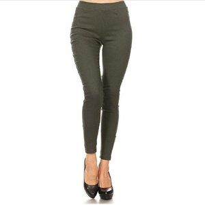 New With Tags Jvini Womens Pull On Jeggings